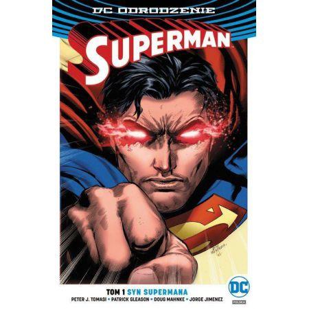 Superman. Tom 1. Syn Supermana