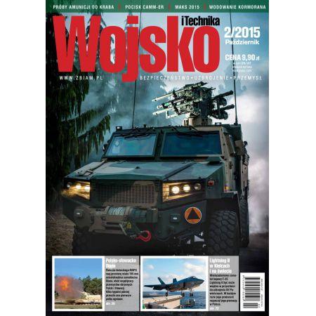 WOJSKO i TECHNIKA 2/2015