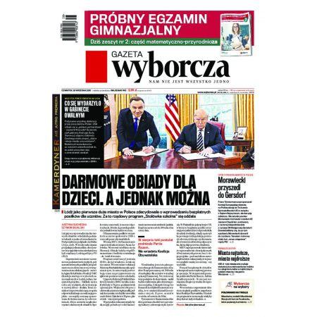 Gazeta Wyborcza - Opole 219/2018