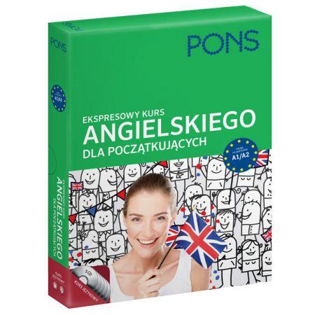 Ekspresowy kurs dla początkujących: angielski PONS