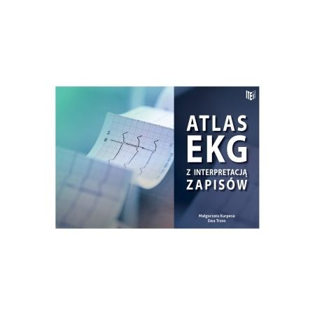 Atlas EKG z interpretacją zapisów