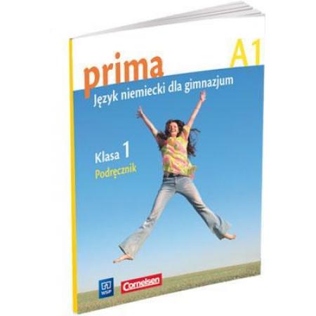 Język niemiecki Prima A1 GIMN kl.1 podręcznik