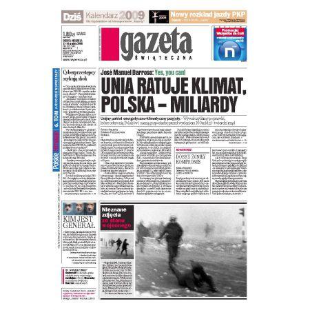 Gazeta Wyborcza - Białystok 291/2008