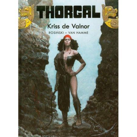 Thorgal, tom 28. Kriss de Valnor