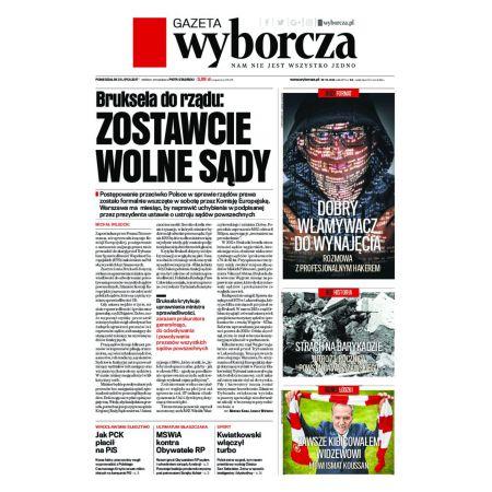 Gazeta Wyborcza - Białystok 176/2017