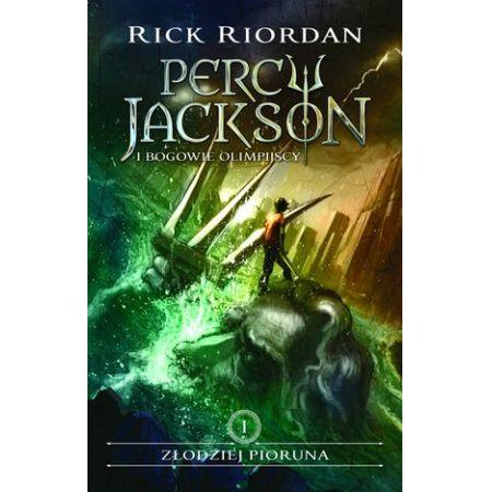 Percy Jackson i bogowie T1 Złodziej pioruna