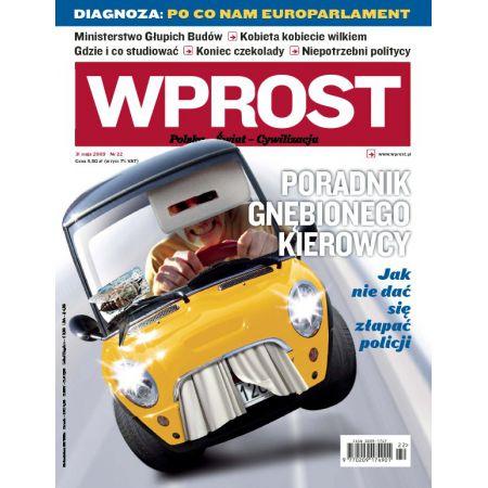 Wprost 22/2009