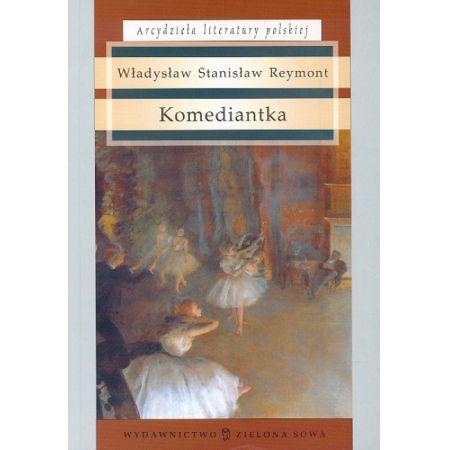 Super Komediantka (Władysław Reymont) książka w księgarni TaniaKsiazka.pl VV94