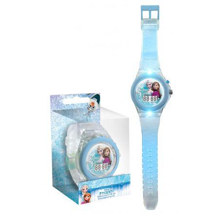 Zegarek cyfrowy z podświetleniem LED Frozen WD17490
