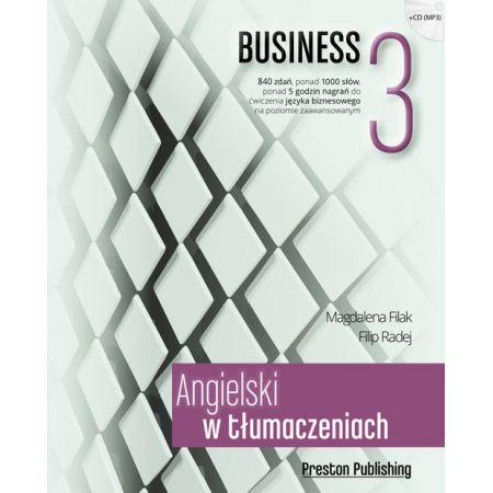 Angielski w tłumaczeniach. Business 3