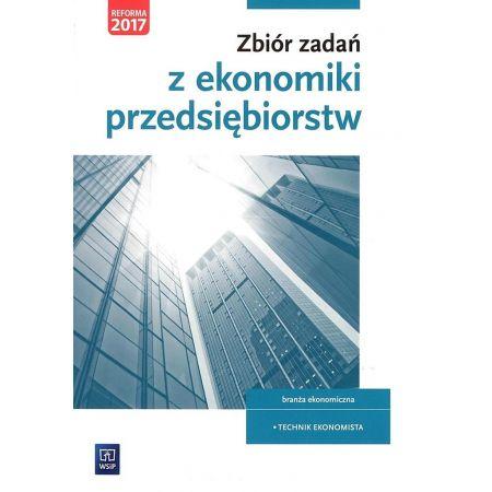 Zbiór zadań z ekonomiki przedsiębiorstw WSiP