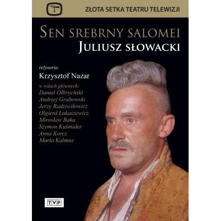 Sen Srebrny Salomei DVD