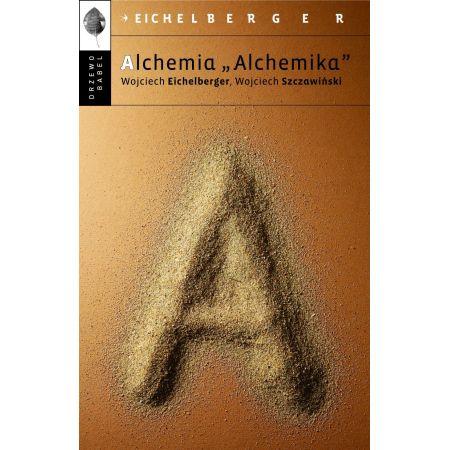 """Alchemia """"Alchemika"""" pocket"""