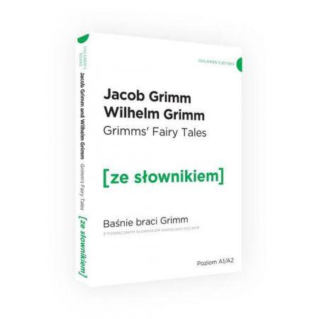 Baśnie braci Grimm w.angielska + słownik