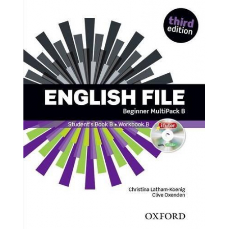 English File 3Ed Beginner Multipack B with iTutor and iChecker