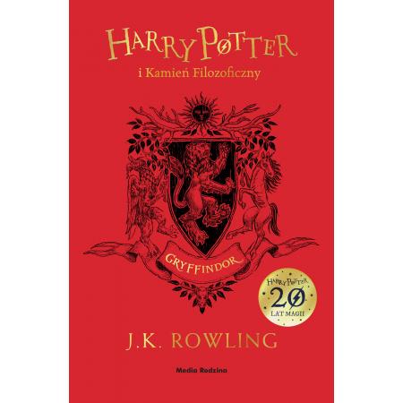 Harry Potter i Kamień Filozoficzny. Gryffindor