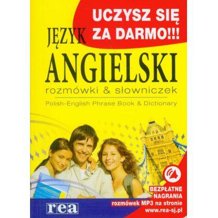 Rozmówki & słowniczek - Język angielski REA