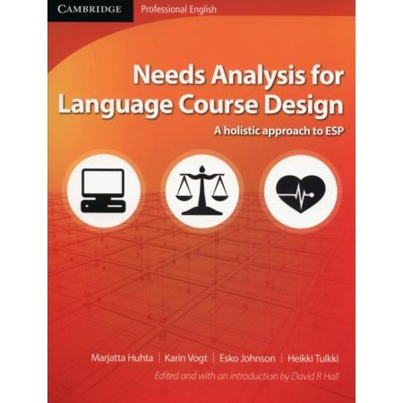 Needs Analysis for Language Course Design
