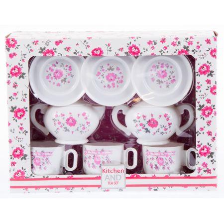 Zestaw naczyń do herbaty MEGA CREATIVE 459649