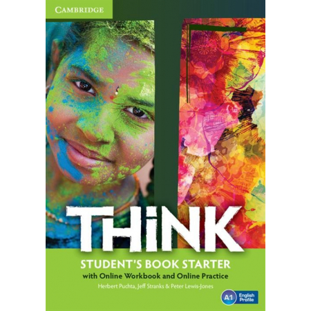 Think Starter Student's Book with Online Workbook and Online practice