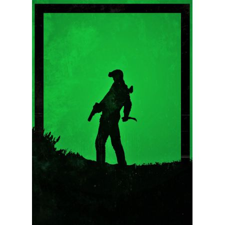 Dawn of Heroes - Sam Fisher, Splinter Cell - plakat