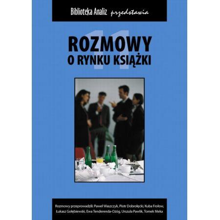 Rozmowy o rynku książki 2011