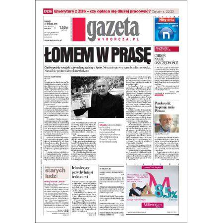 Gazeta Wyborcza - Opole 269/2008
