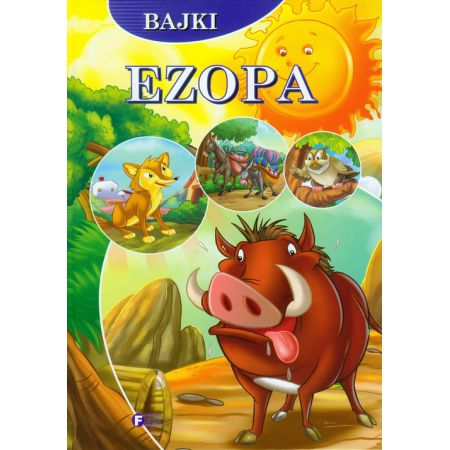 Bajki Ezopa.