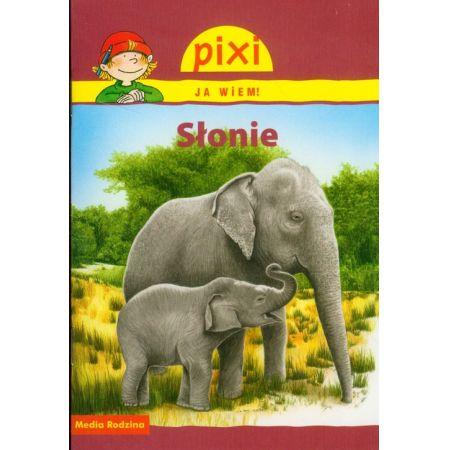 Pixi Ja wiem! Słonie