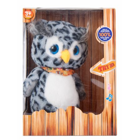 Zabawka  interaktywna Sowa   MEGA CREATICE 460509