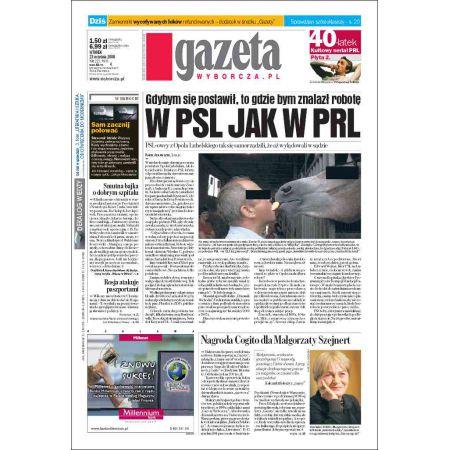 Gazeta Wyborcza - Białystok 223/2008