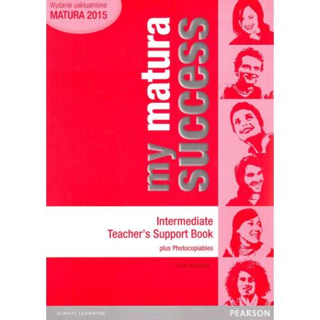 My Matura Success Intermediate Teacher's Book