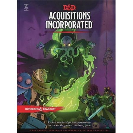 Dungeons & Dragons: Acquisitions Incorporated (edycja angielska)