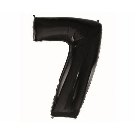 Balon foliowy cyfra 7