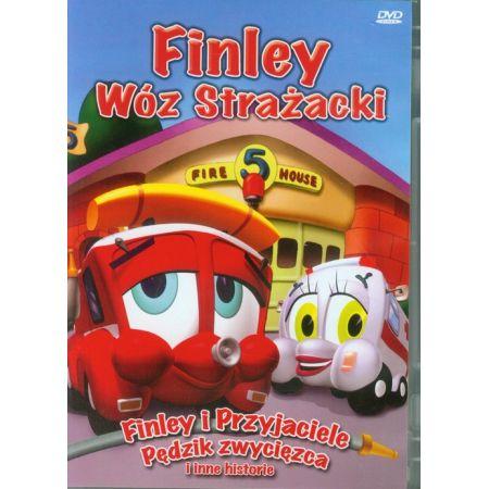 Finley wóz strażacki. Pędzik Zwycięzca
