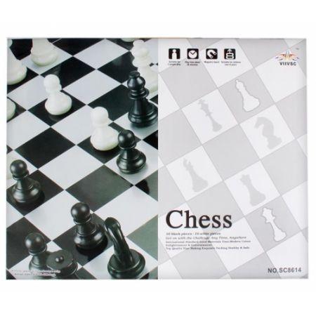 Gra szachy magnetyczne 46x38x4cm MC