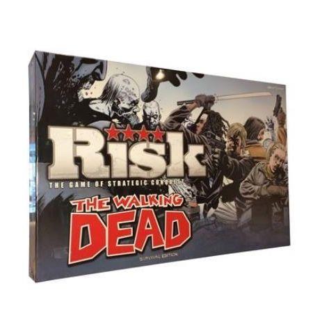 Risk Walking Dead - wersja angielska