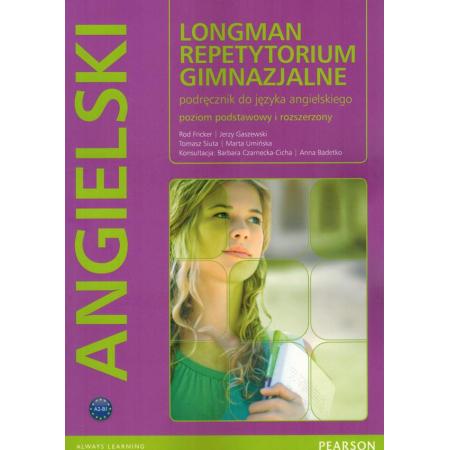 Longman Repetytorium Gimnazjalne Angielski 2011 SB