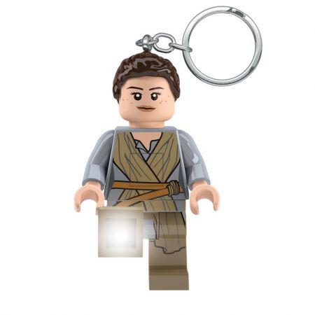 Brelok do kluczy z latarką Rey