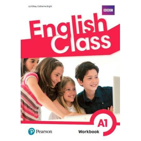 English Class A1. Workbook. Język angielski. Szkoła podstawowa