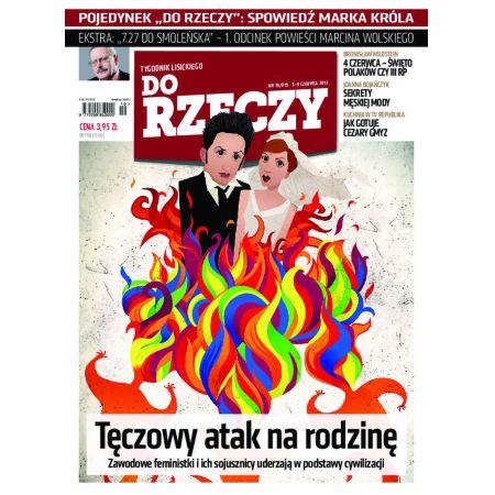 Tygodnik Do Rzeczy 19/2013