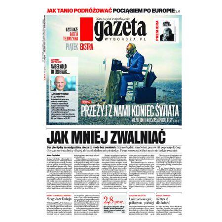 Gazeta Wyborcza - Szczecin 292/2012