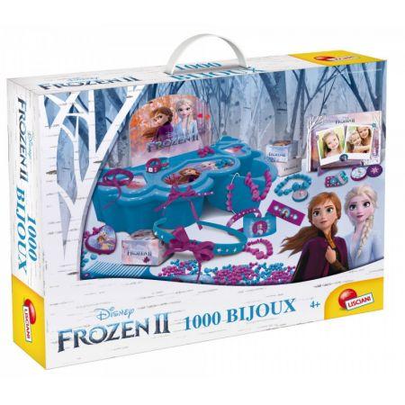 Frozen salon piękności