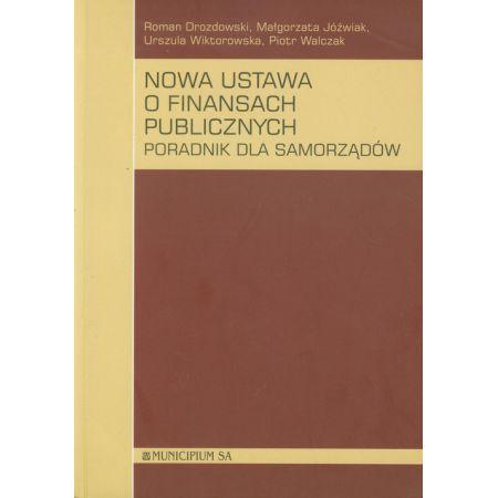 Nowa ustawa o finansach publicznych + Suplement