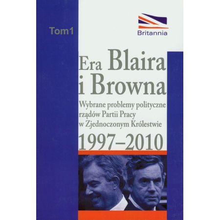 Era Blaira i Browna