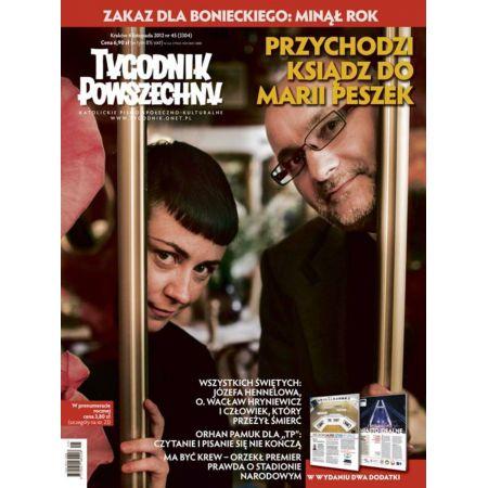 Tygodnik Powszechny 45/2012