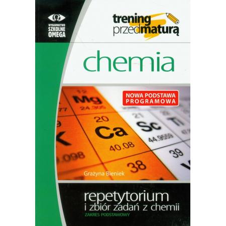 Trening Matura - Chemia Repetyt. i zbiór ZP OMEGA