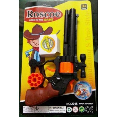 Pistolet na spłonki PISAREK 233-13