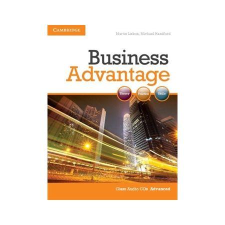 Business Advantage Advanced Class Audio 2CD