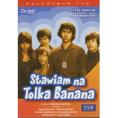 Stawiam na Tolka Banana (2 DVD)